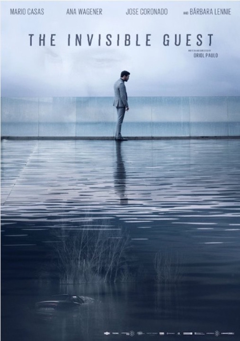 Contratiempo / The Invisible Guest