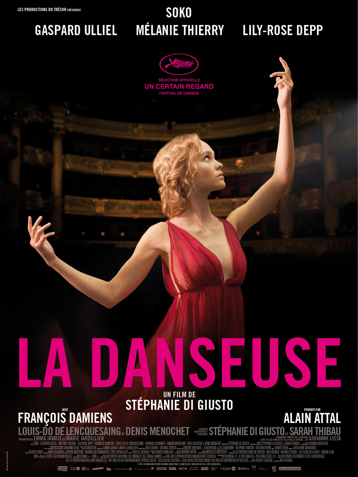 LA DANSEUSE / THE DANCER